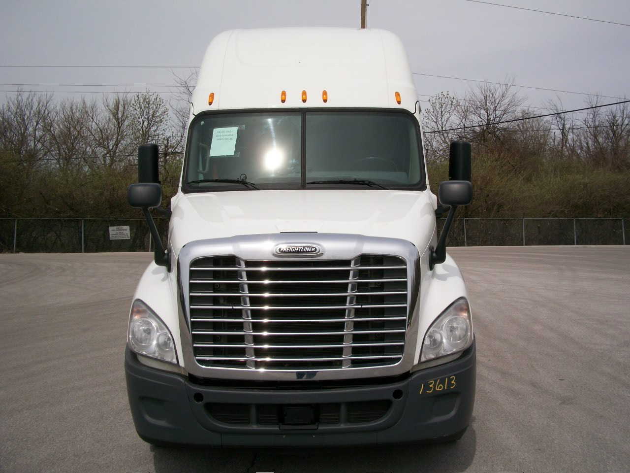 2015 Freightliner Cascadia for sale-59197475