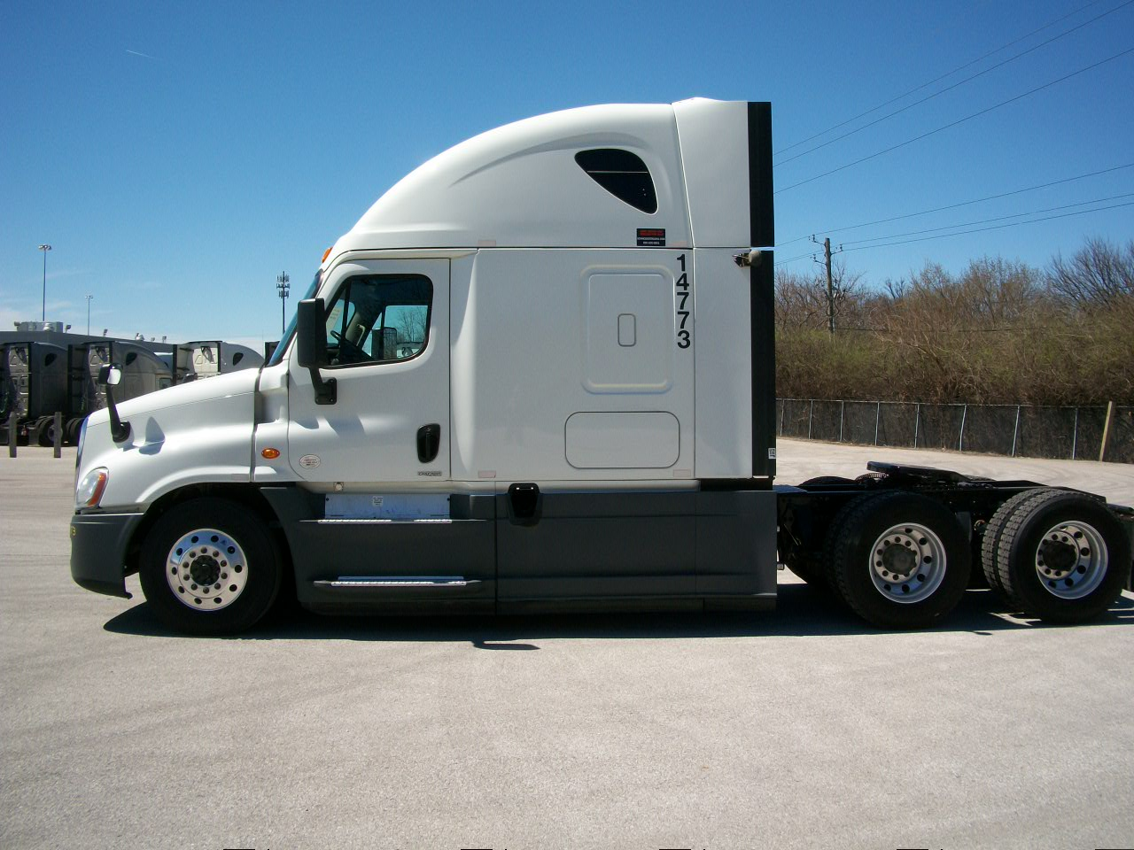 2015 Freightliner Cascadia for sale-59263855