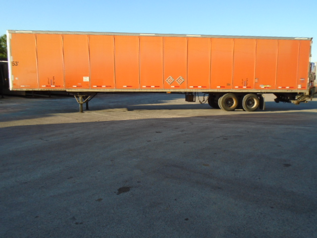 2003 Wabash Lift Gate for sale-59275697