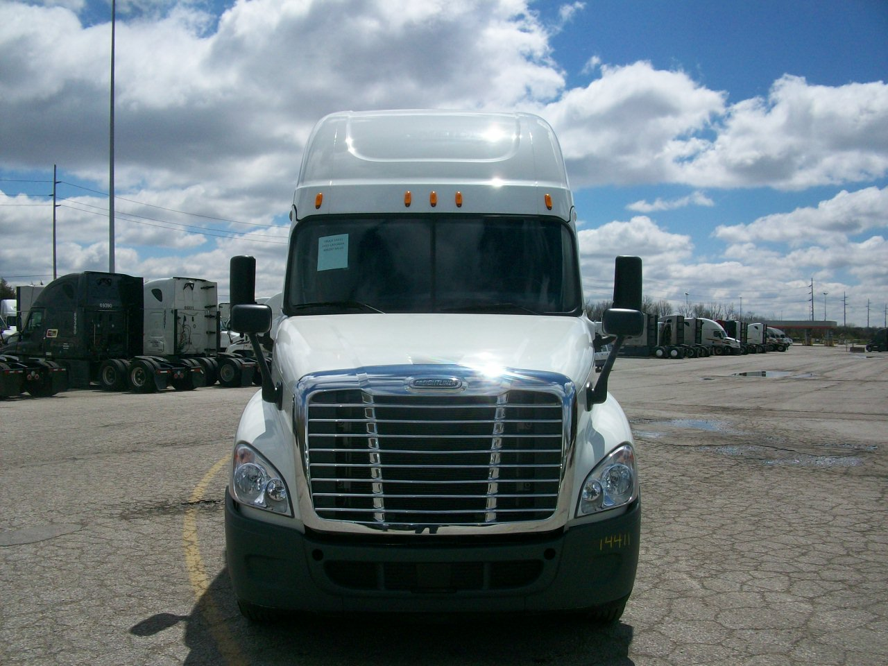 2015 Freightliner Cascadia for sale-59256481