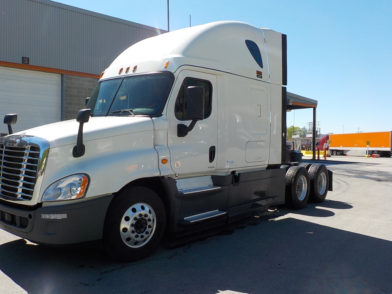 2015 Freightliner Cascadia for sale-59218697