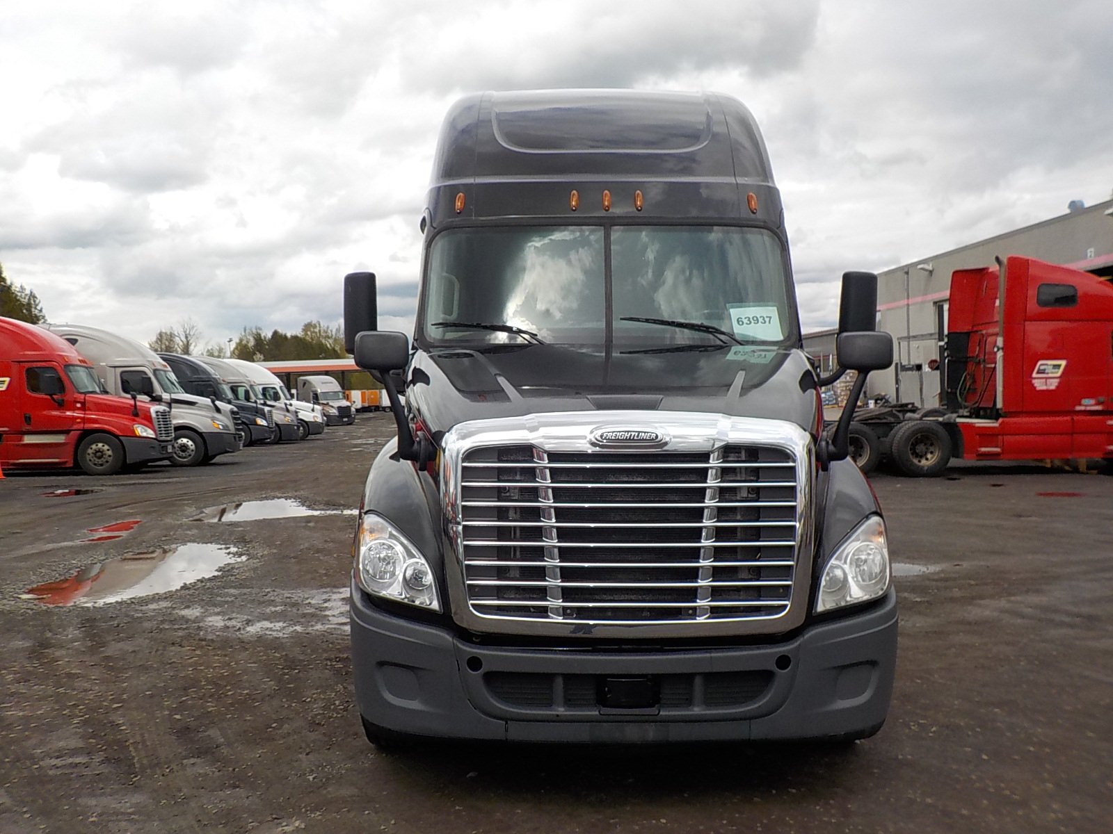 2014 Freightliner Cascadia for sale-59198033