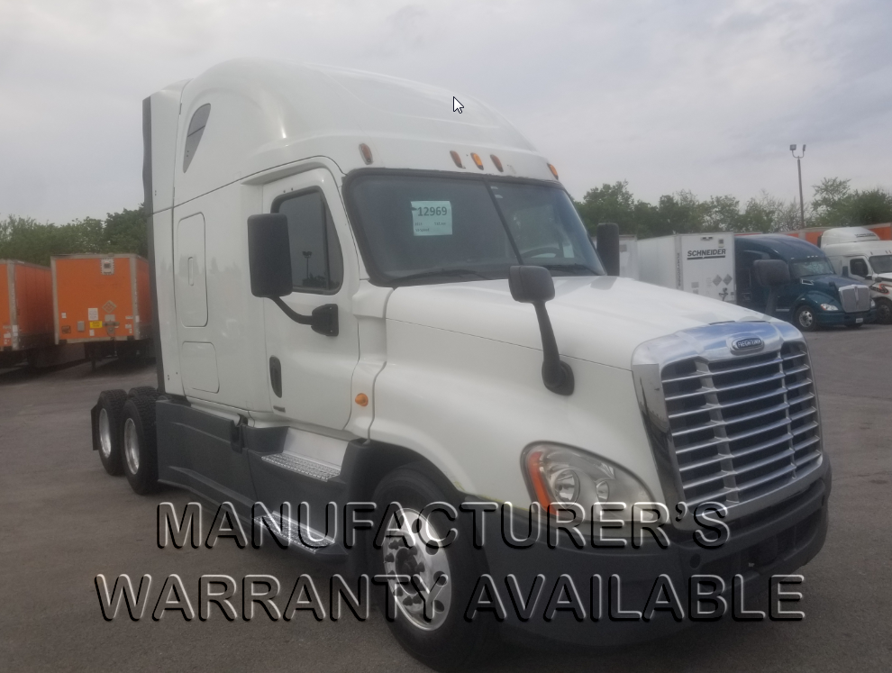 2015 Freightliner Cascadia for sale-59218668