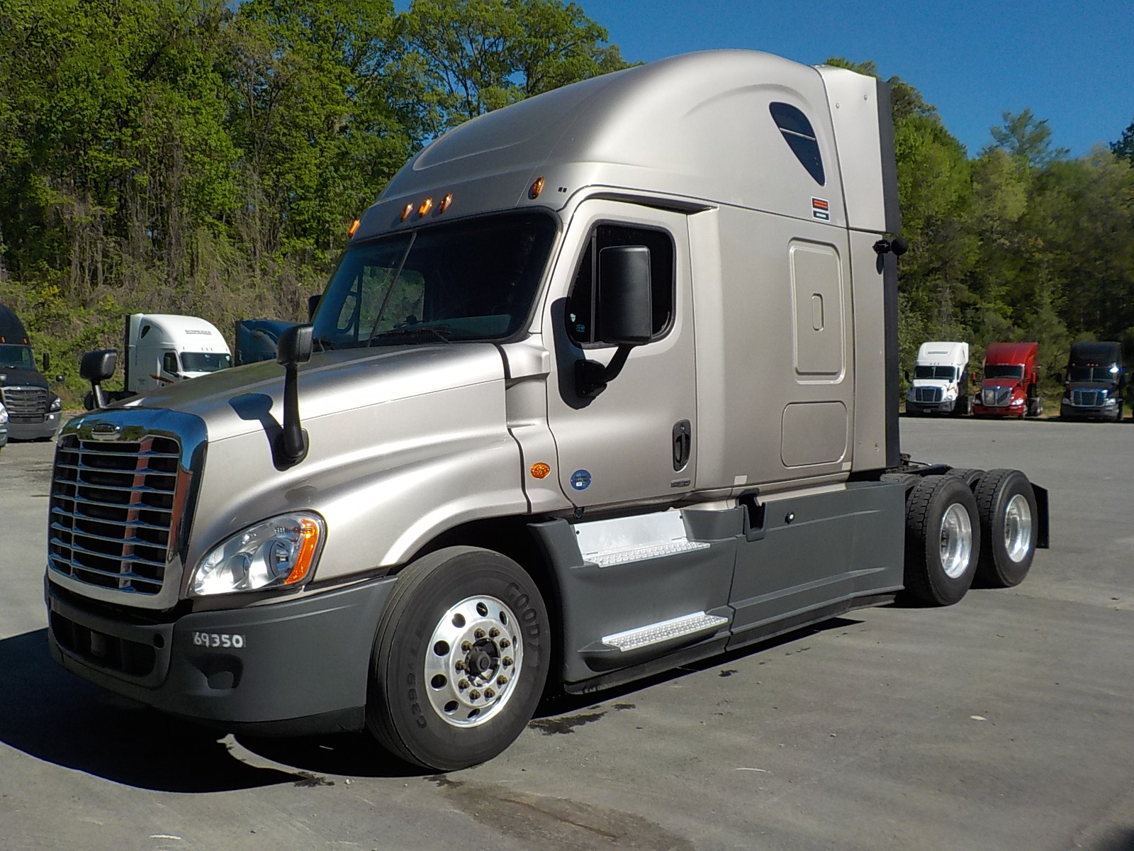 2015 Freightliner Cascadia for sale-59218709