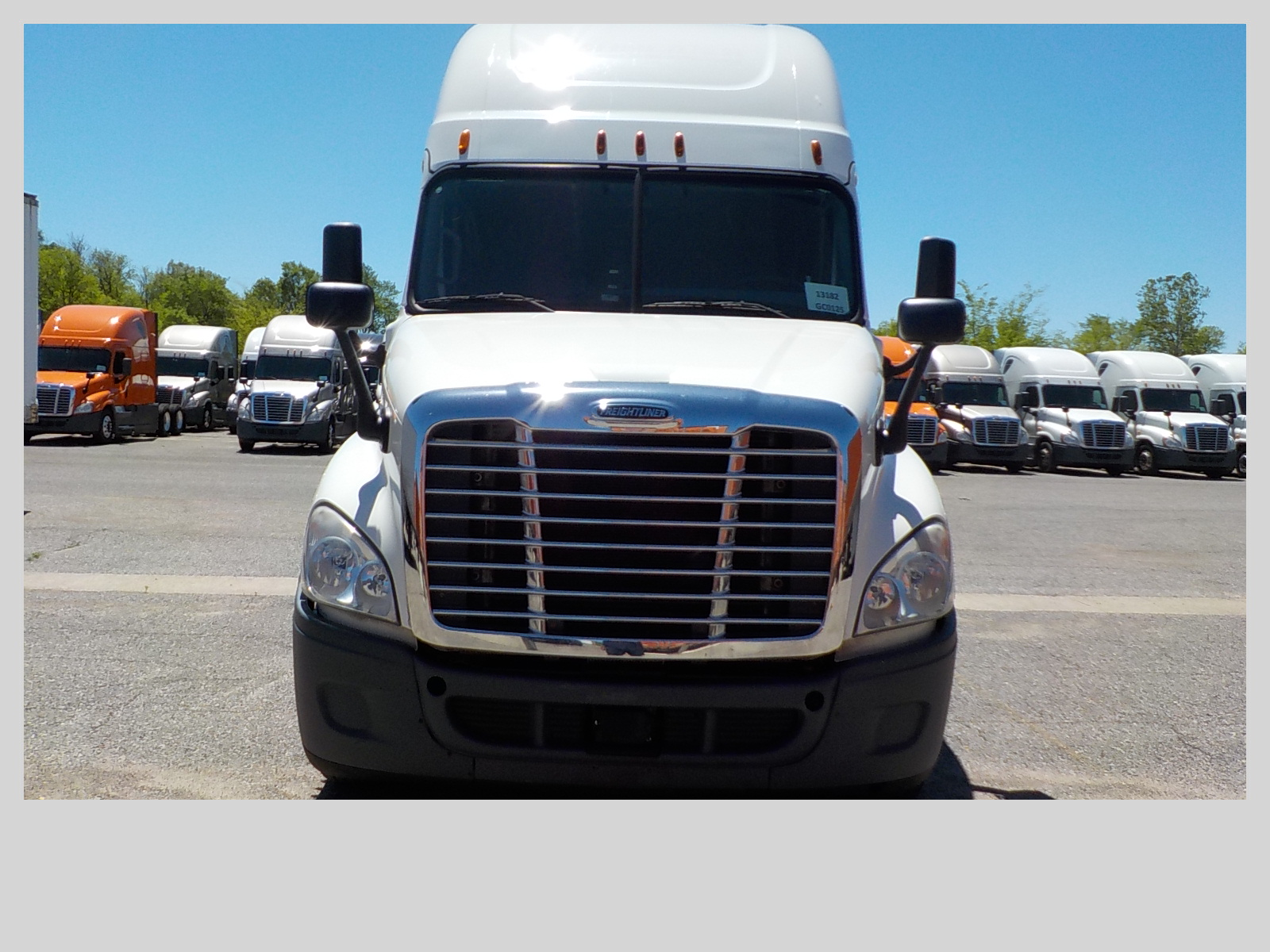 2015 Freightliner Cascadia for sale-59274822