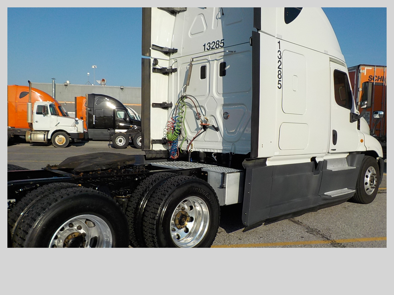 2015 Freightliner Cascadia for sale-59218766