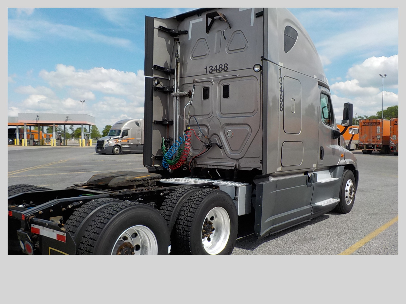 2015 Freightliner Cascadia for sale-59274892