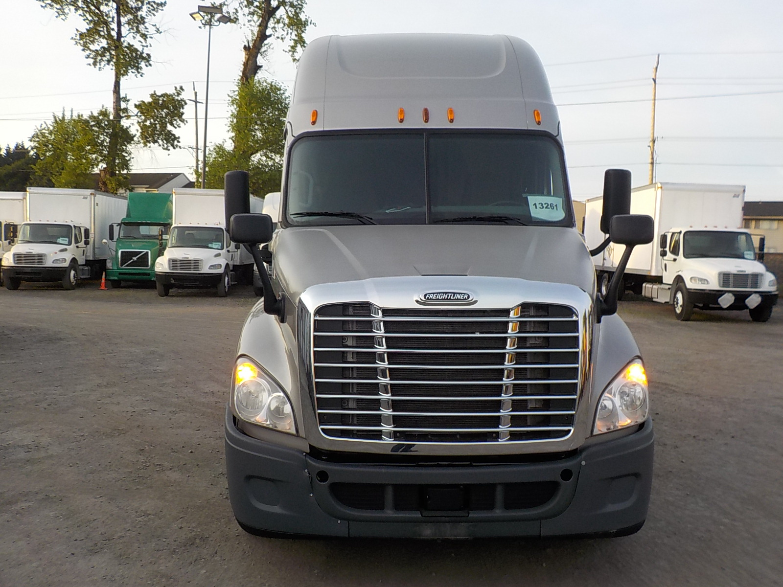 2015 Freightliner Cascadia for sale-59218784
