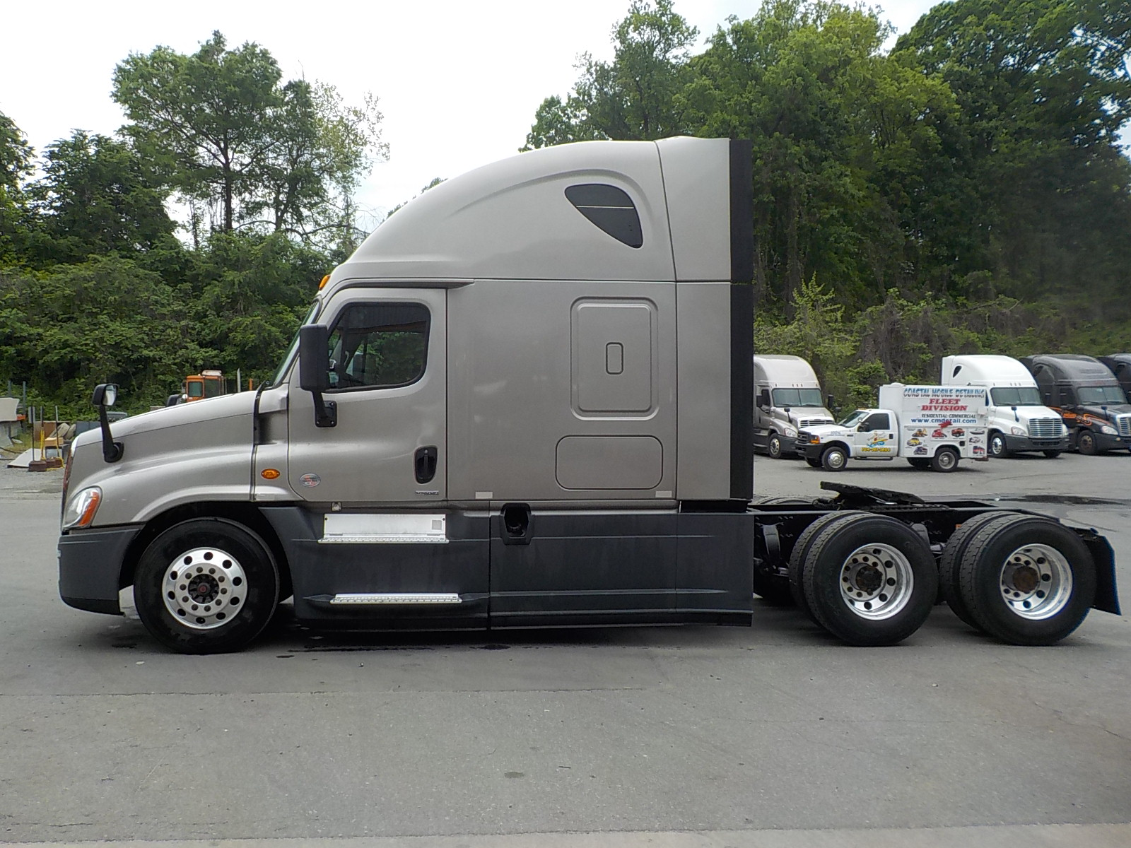 2015 Freightliner Cascadia for sale-59200071