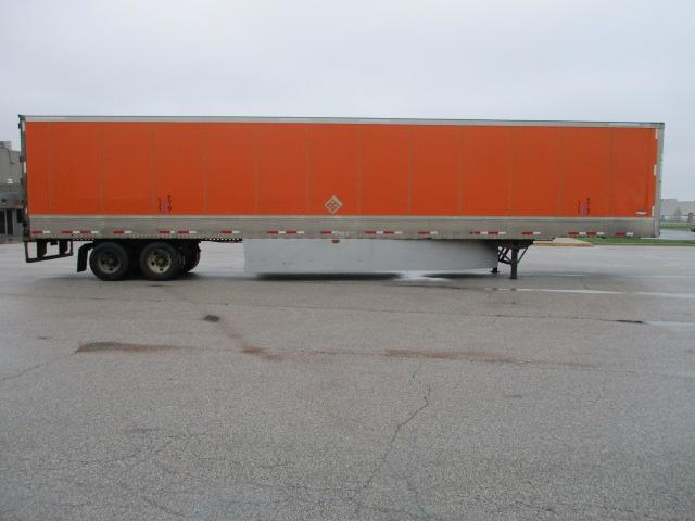 2007 Wabash VAN for sale-59265751