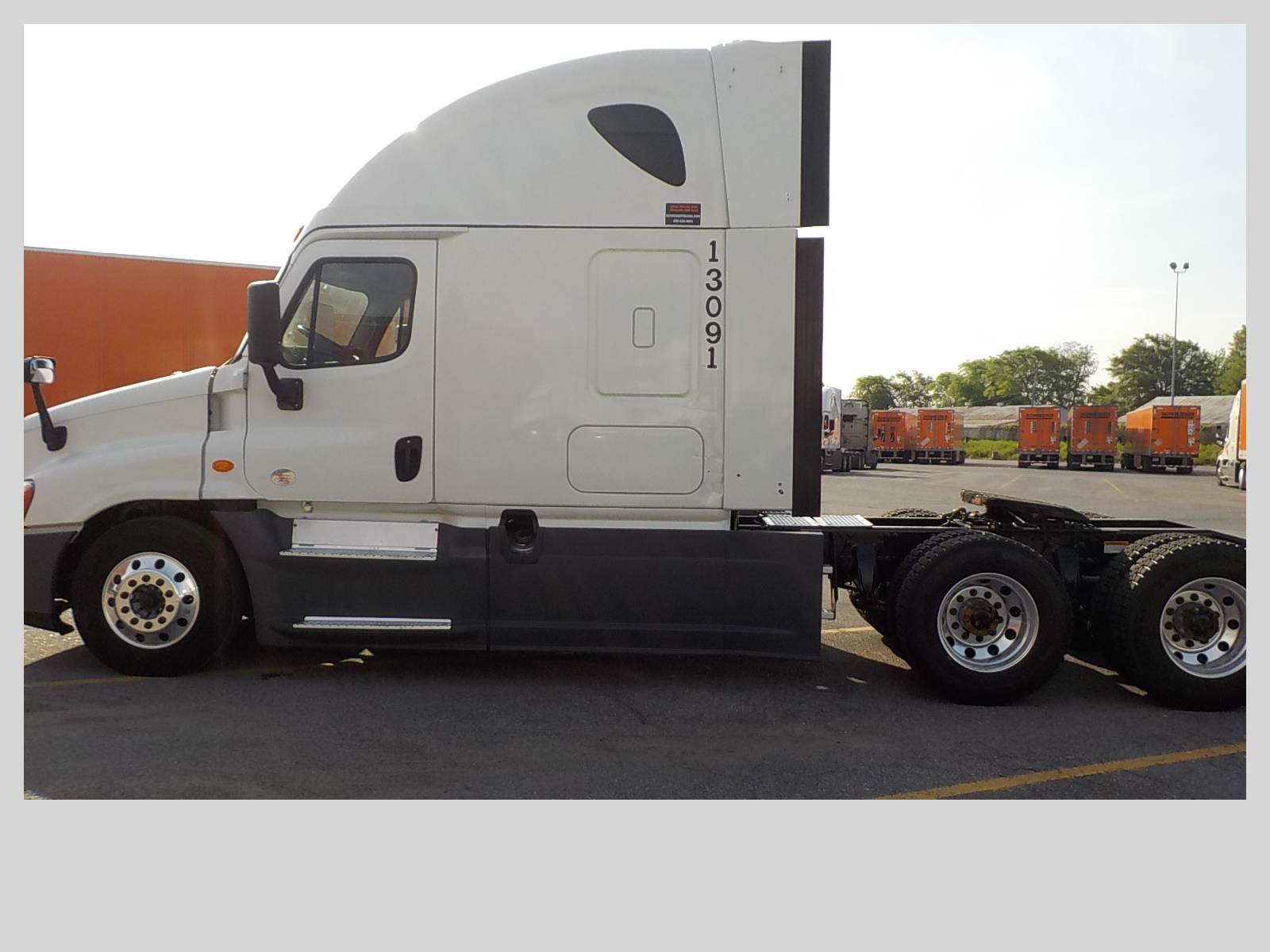 2015 Freightliner Cascadia for sale-59218810