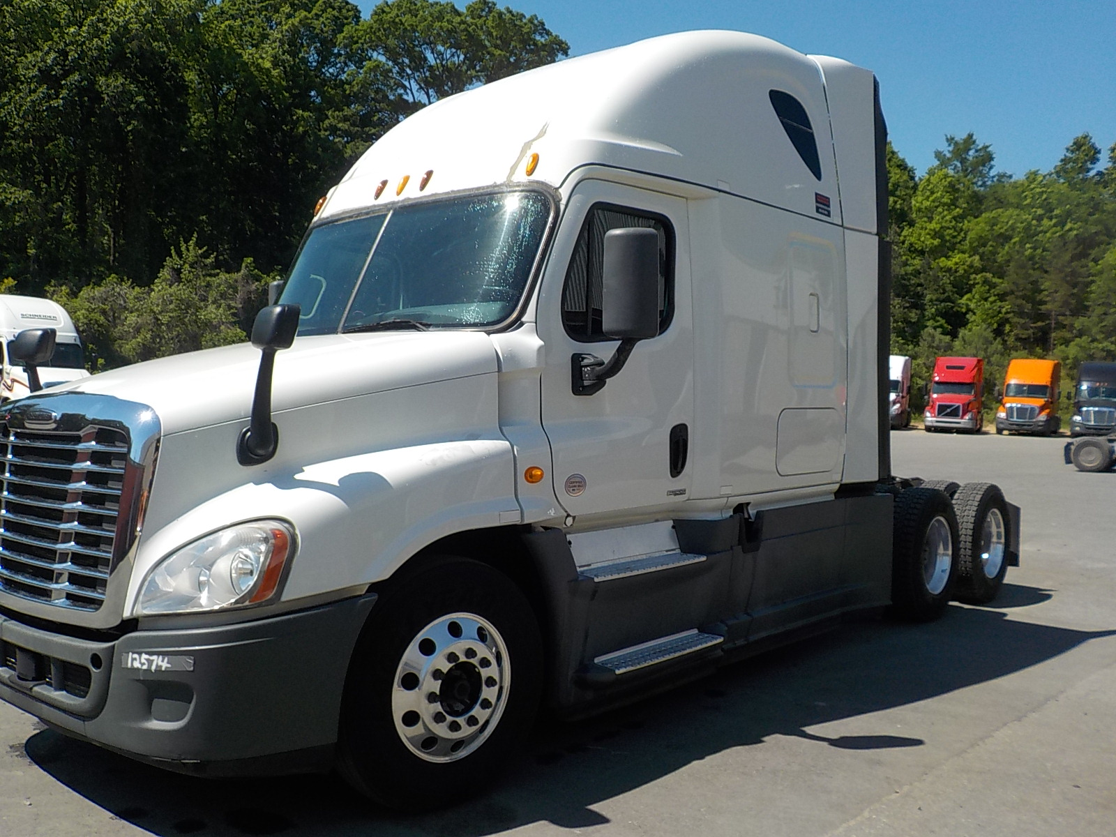 2014 Freightliner Cascadia for sale-59234006