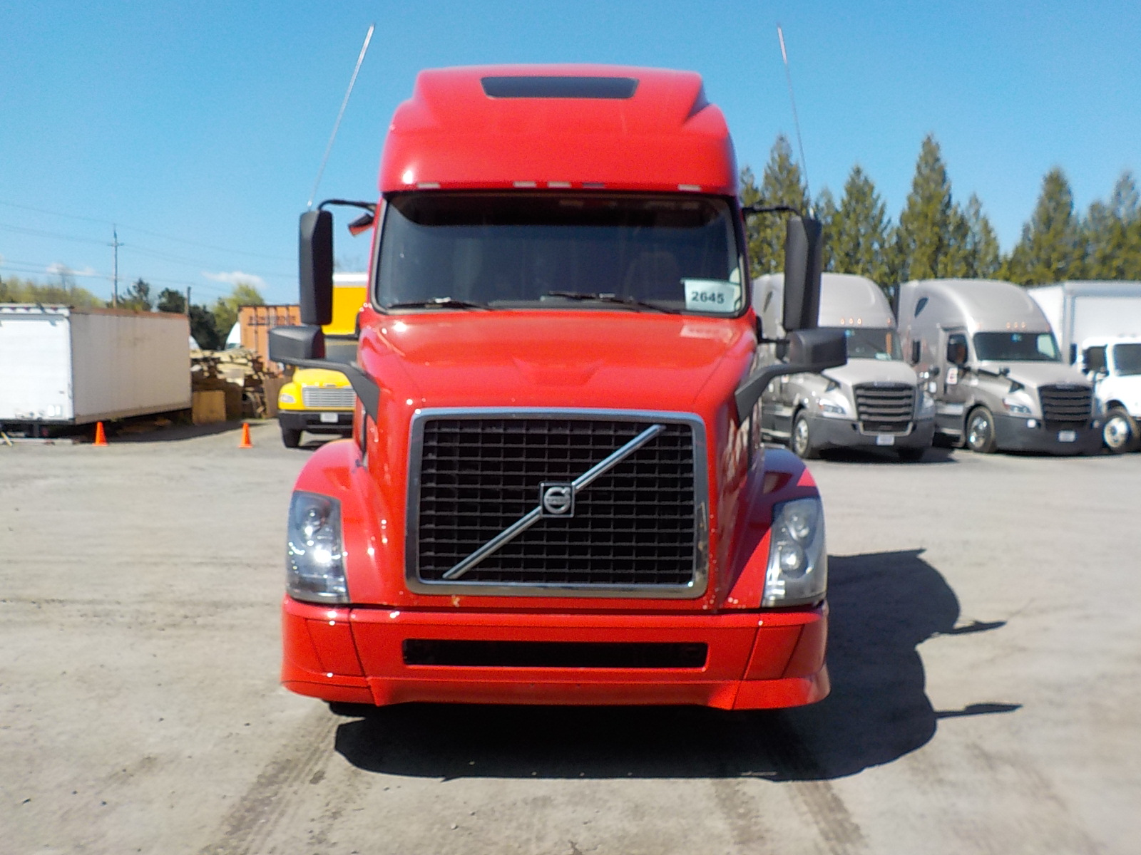 2016 Volvo 670 for sale-59218801