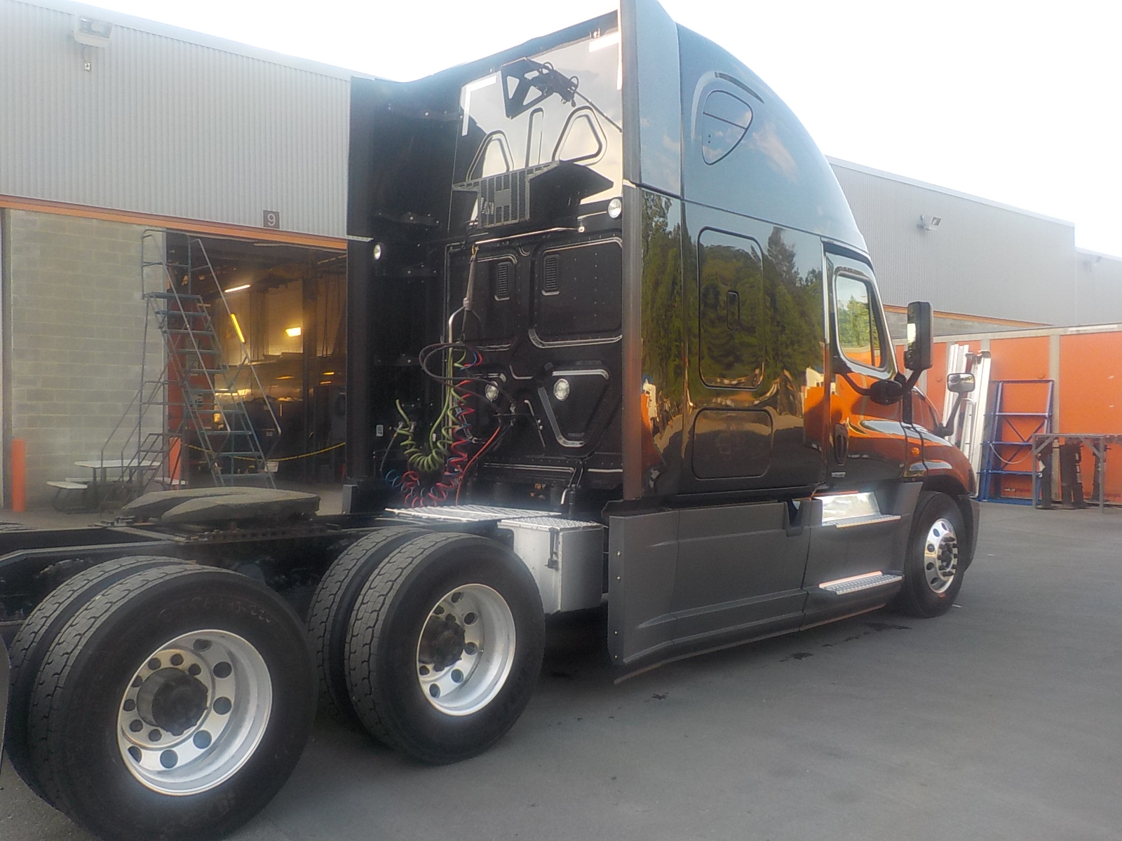 2015 Freightliner Cascadia for sale-59256641