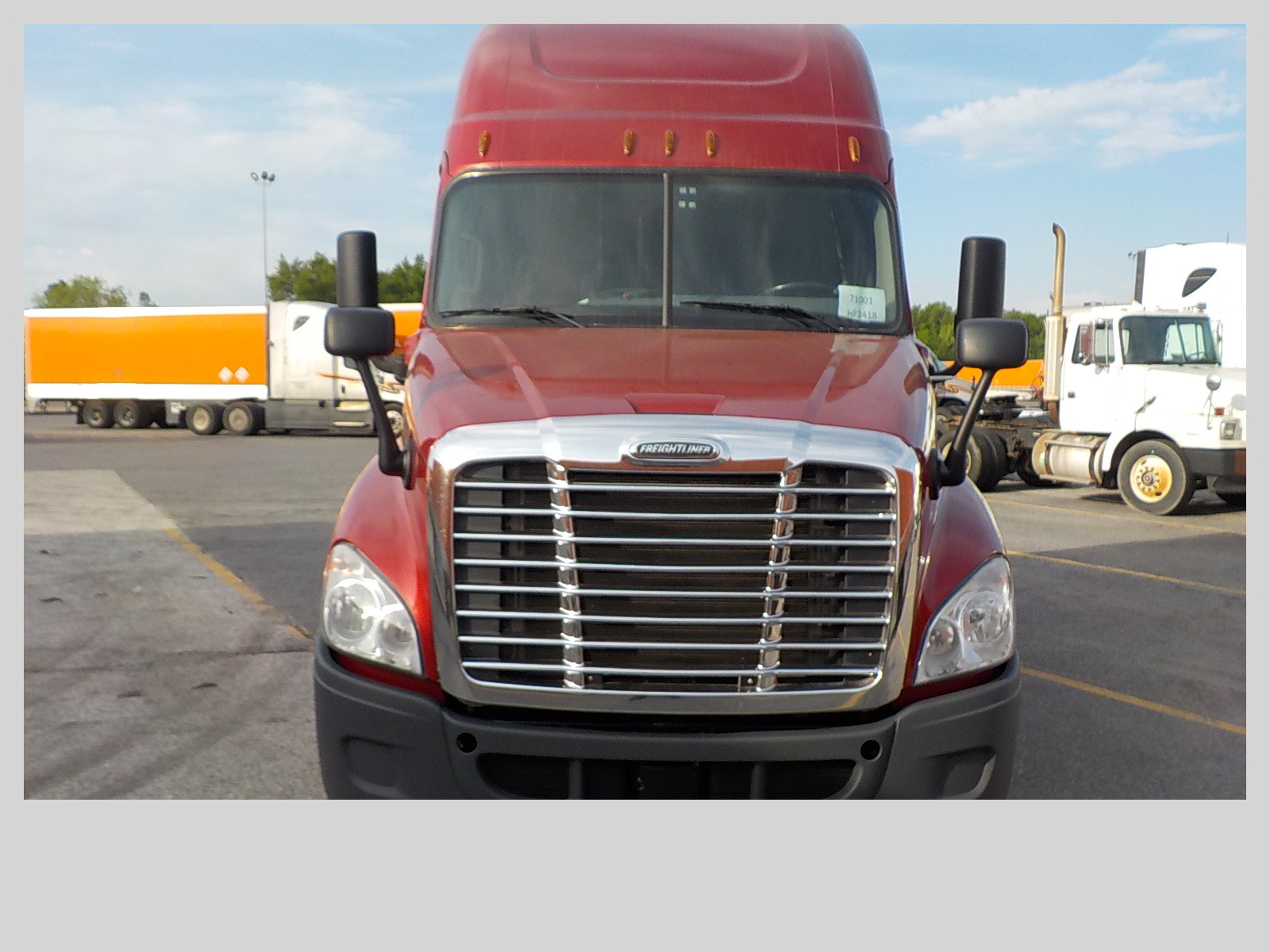 2017 Freightliner Cascadia for sale-59274927