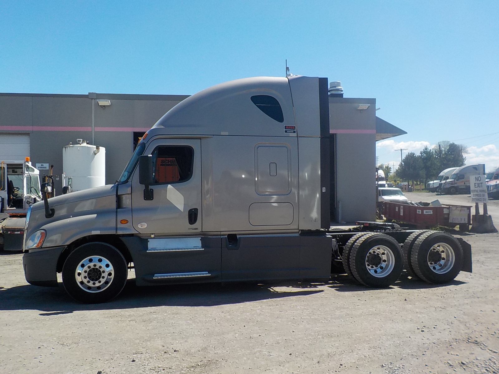 2015 Freightliner Cascadia for sale-59218850