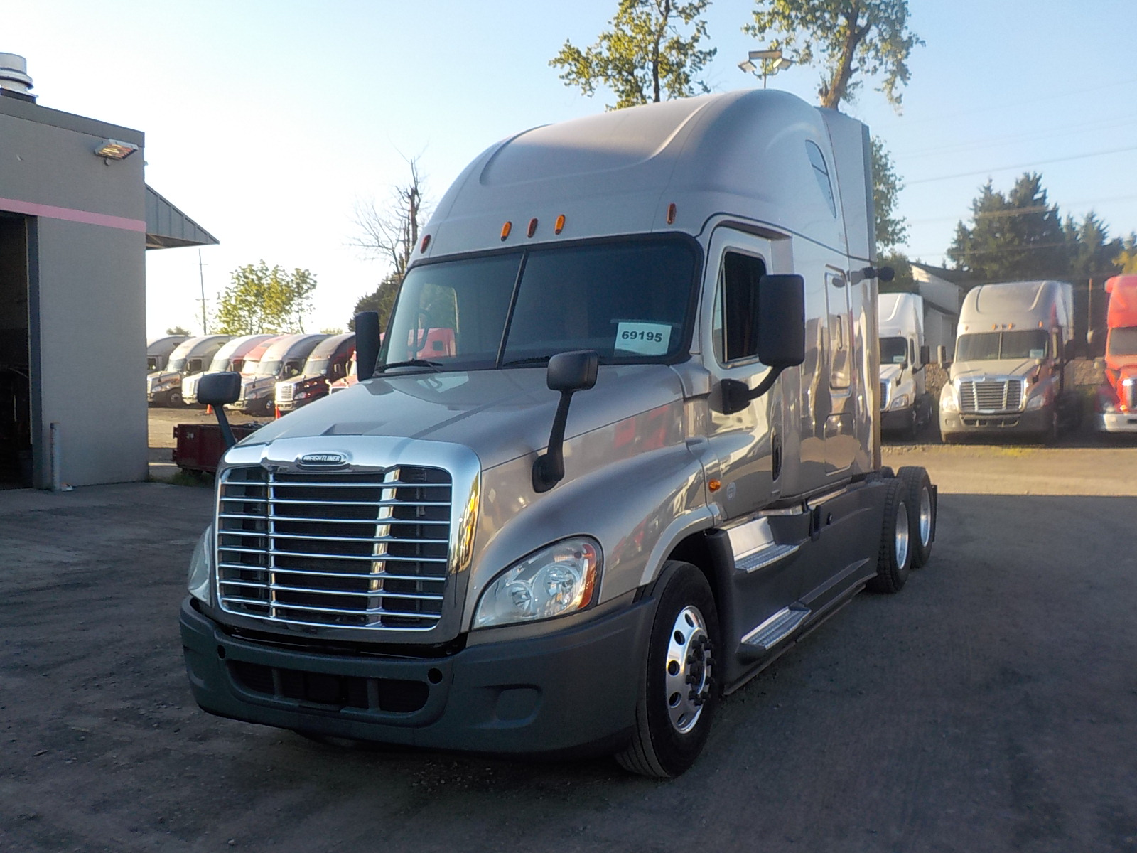 2015 Freightliner Cascadia for sale-59274966