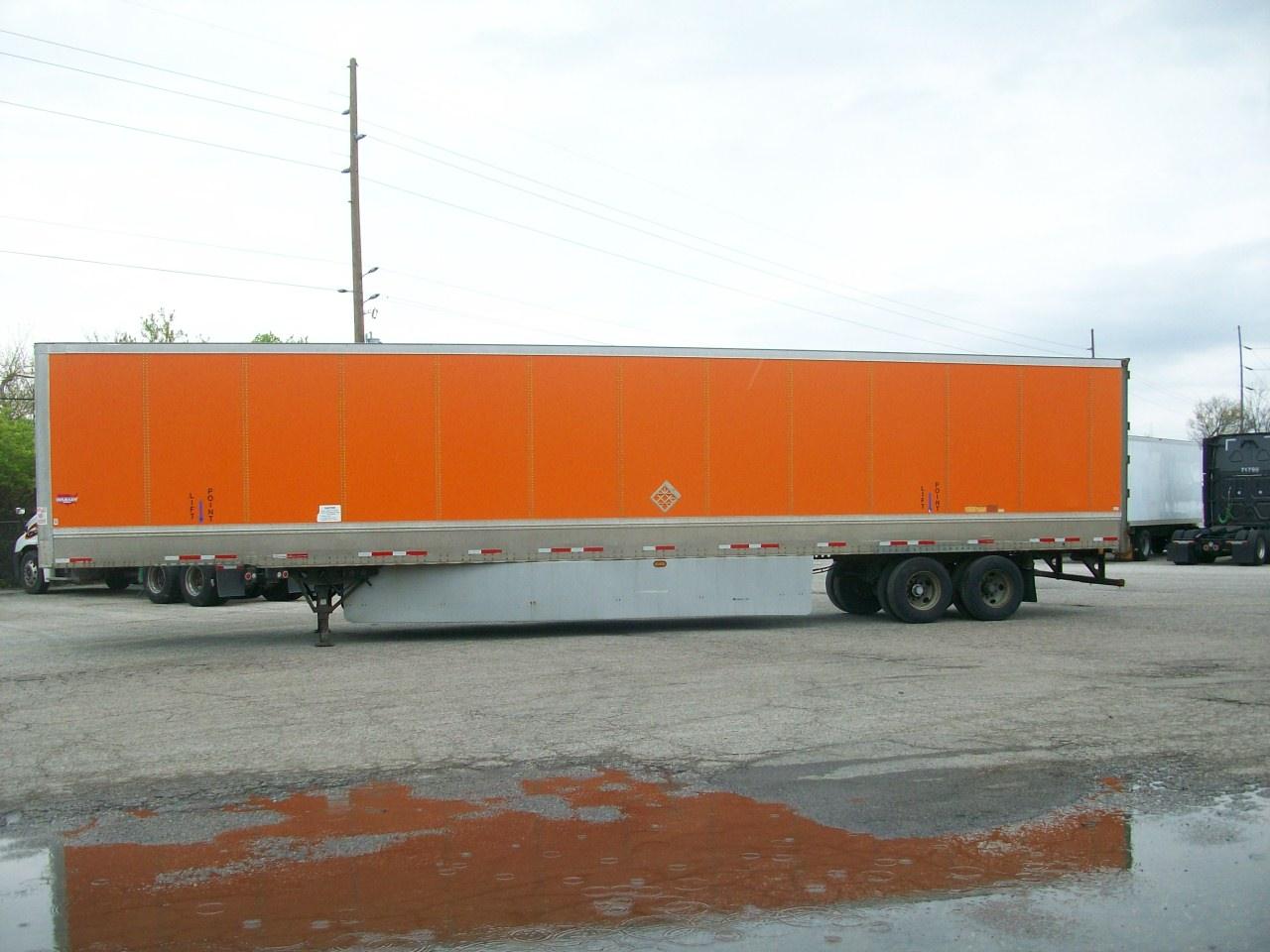 2009 Wabash VAN for sale-59265763