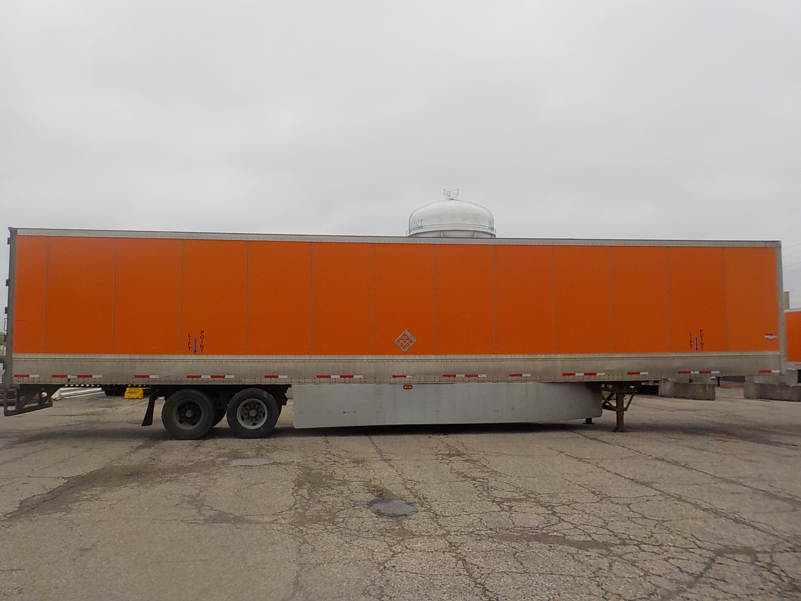 2009 Wabash Van for sale-59206442
