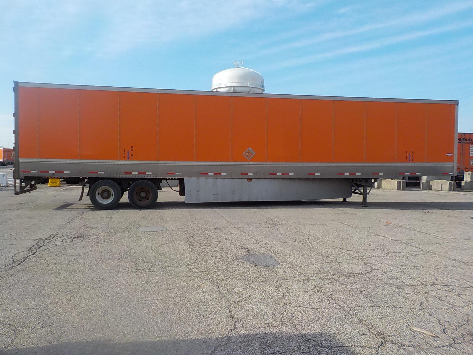 2009 Wabash Van for sale-59206437