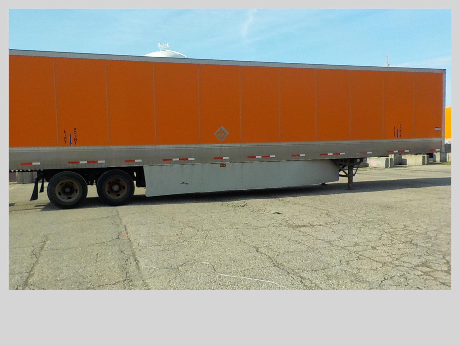 2009 Wabash VAN for sale-59289996