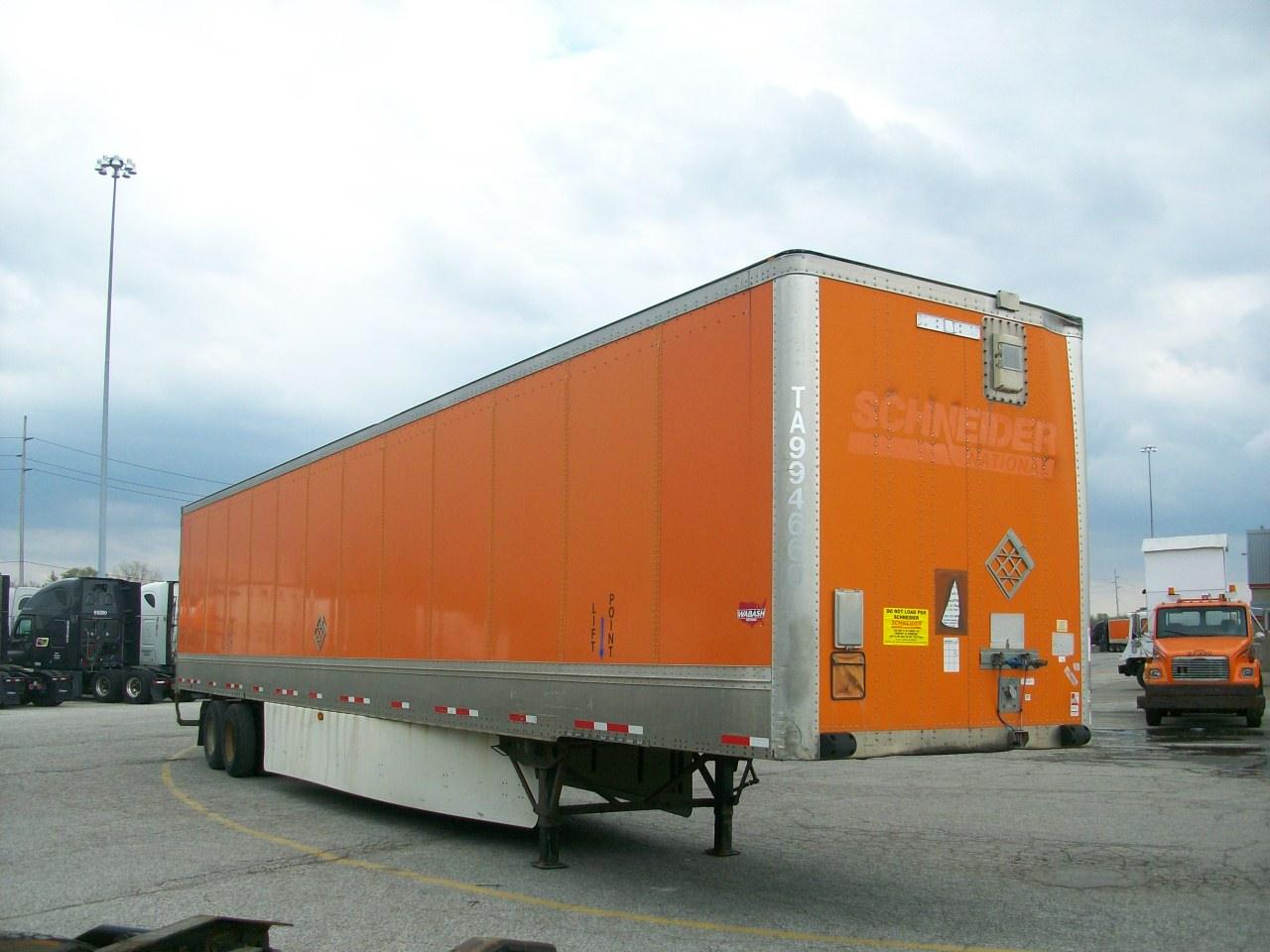 2009 Wabash VAN for sale-59265770