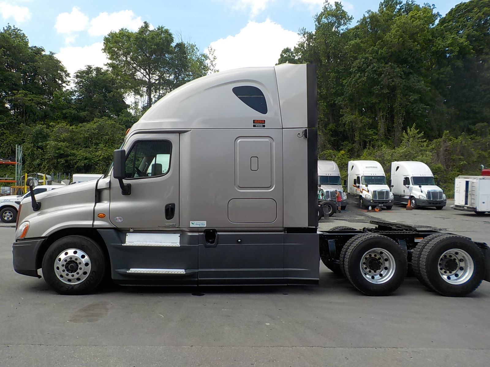 2016 Freightliner Cascadia for sale-59266638