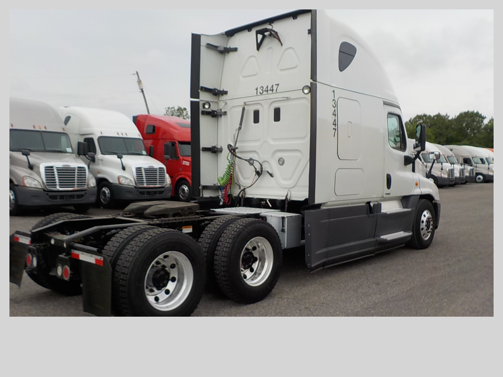 2015 Freightliner Cascadia for sale-59274981