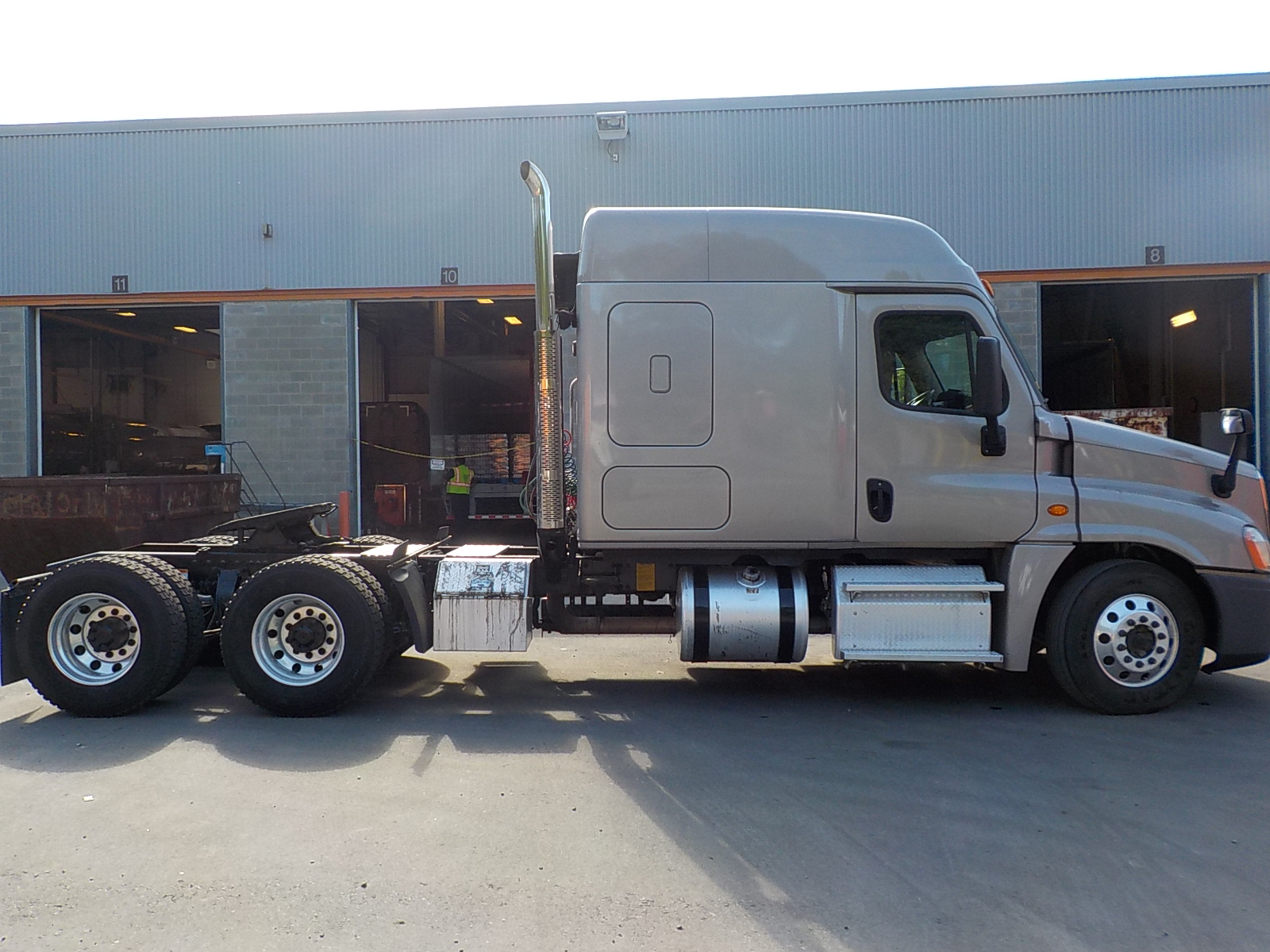 2015 Freightliner Cascadia for sale-59212112