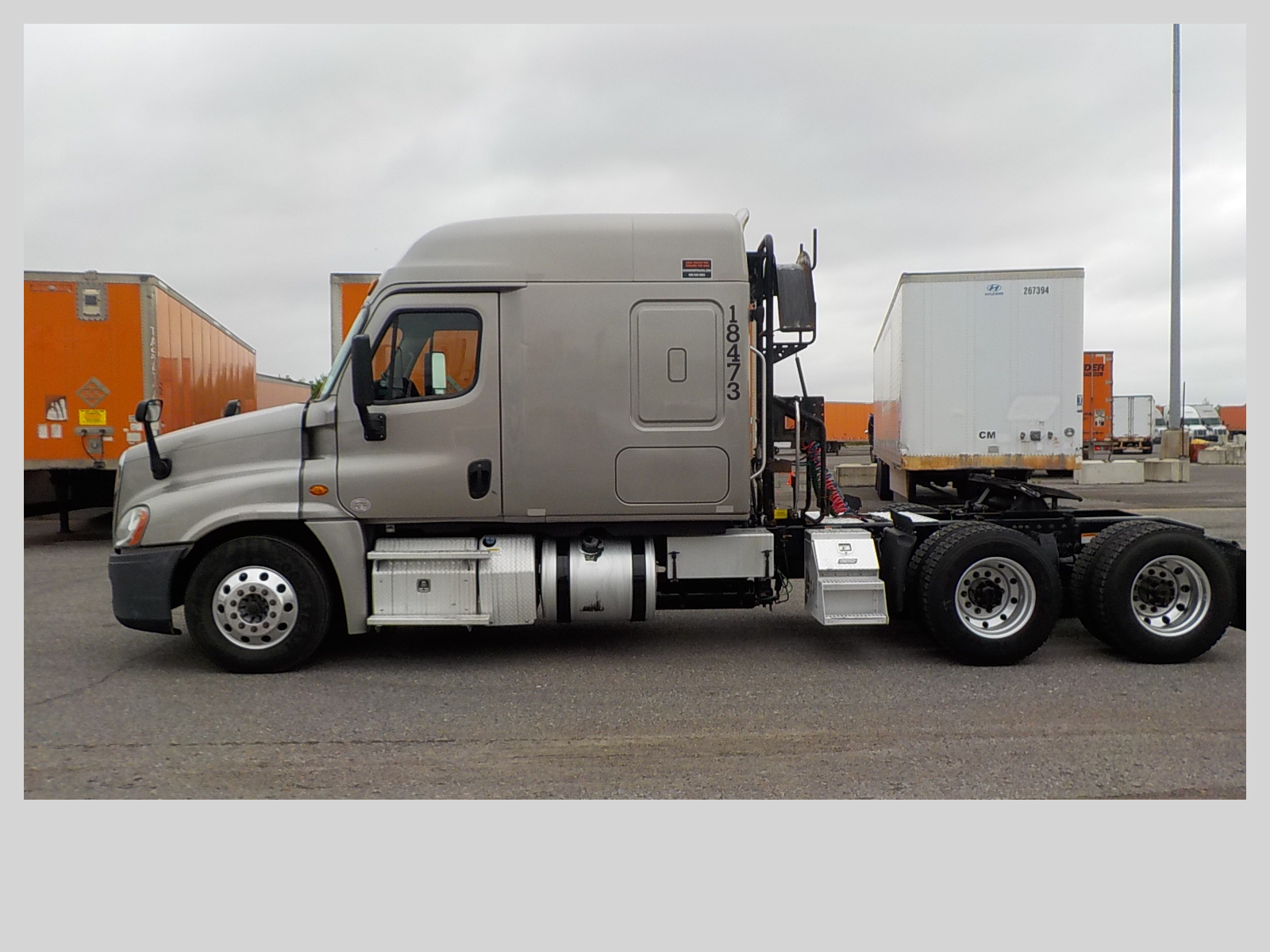 2015 Freightliner Cascadia for sale-59218878