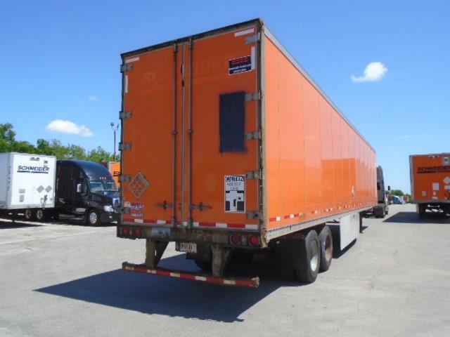 2009 Wabash Van for sale-59212514
