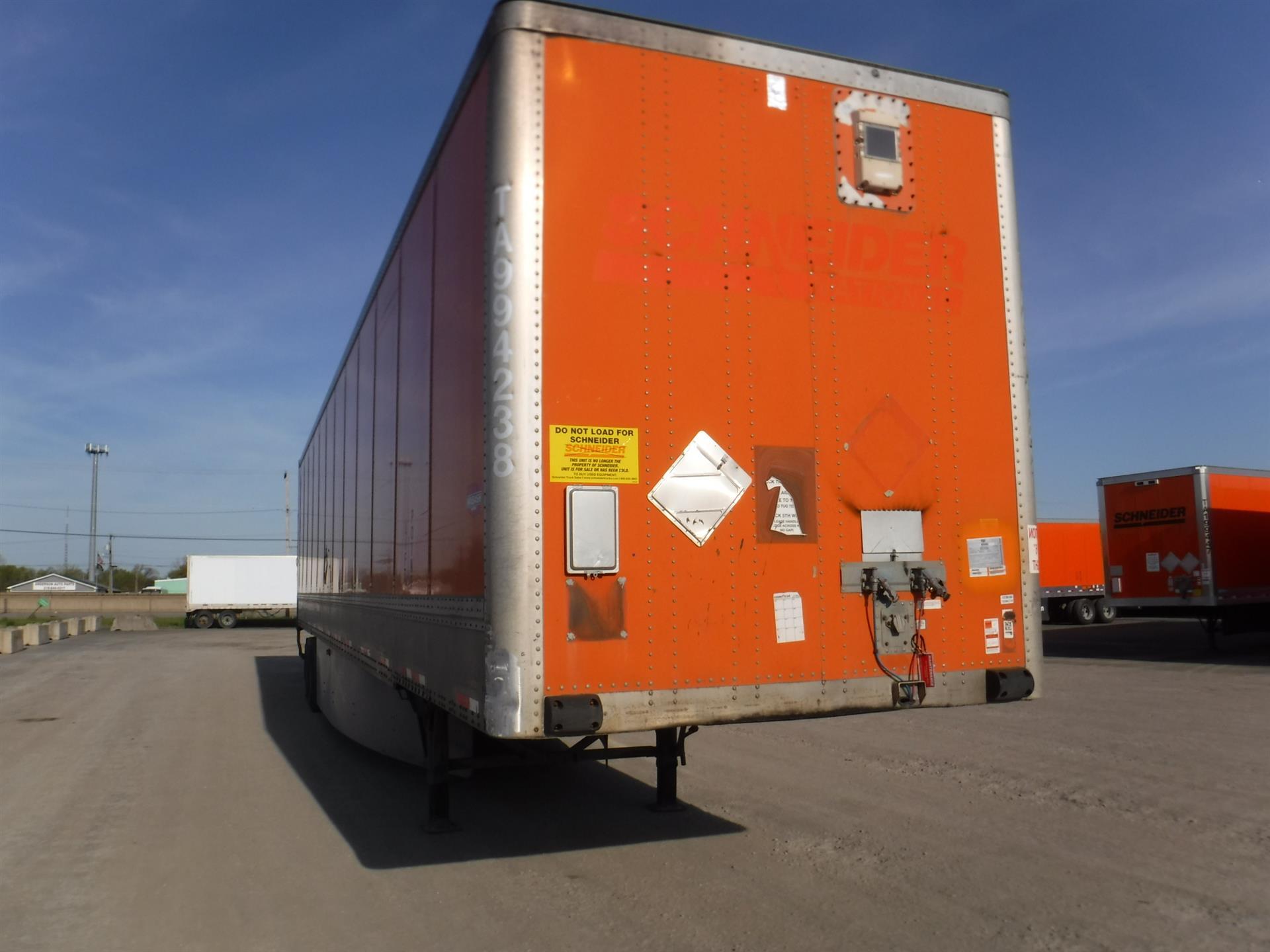 2009 Wabash VAN for sale-59265784