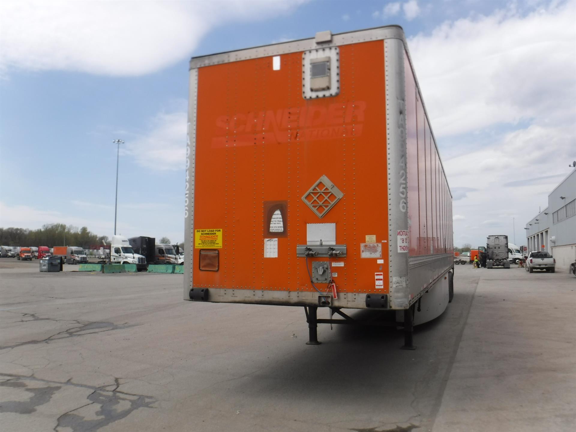2009 Wabash VAN for sale-59290010