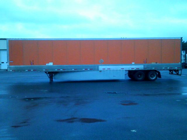 2009 Wabash Van for sale-59212512