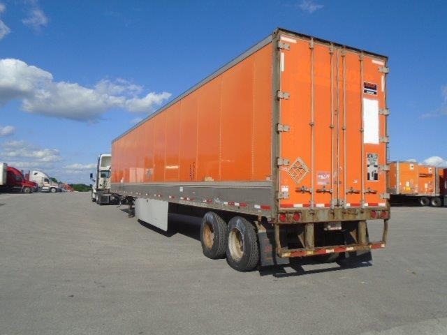 2009 Wabash Van for sale-59212519