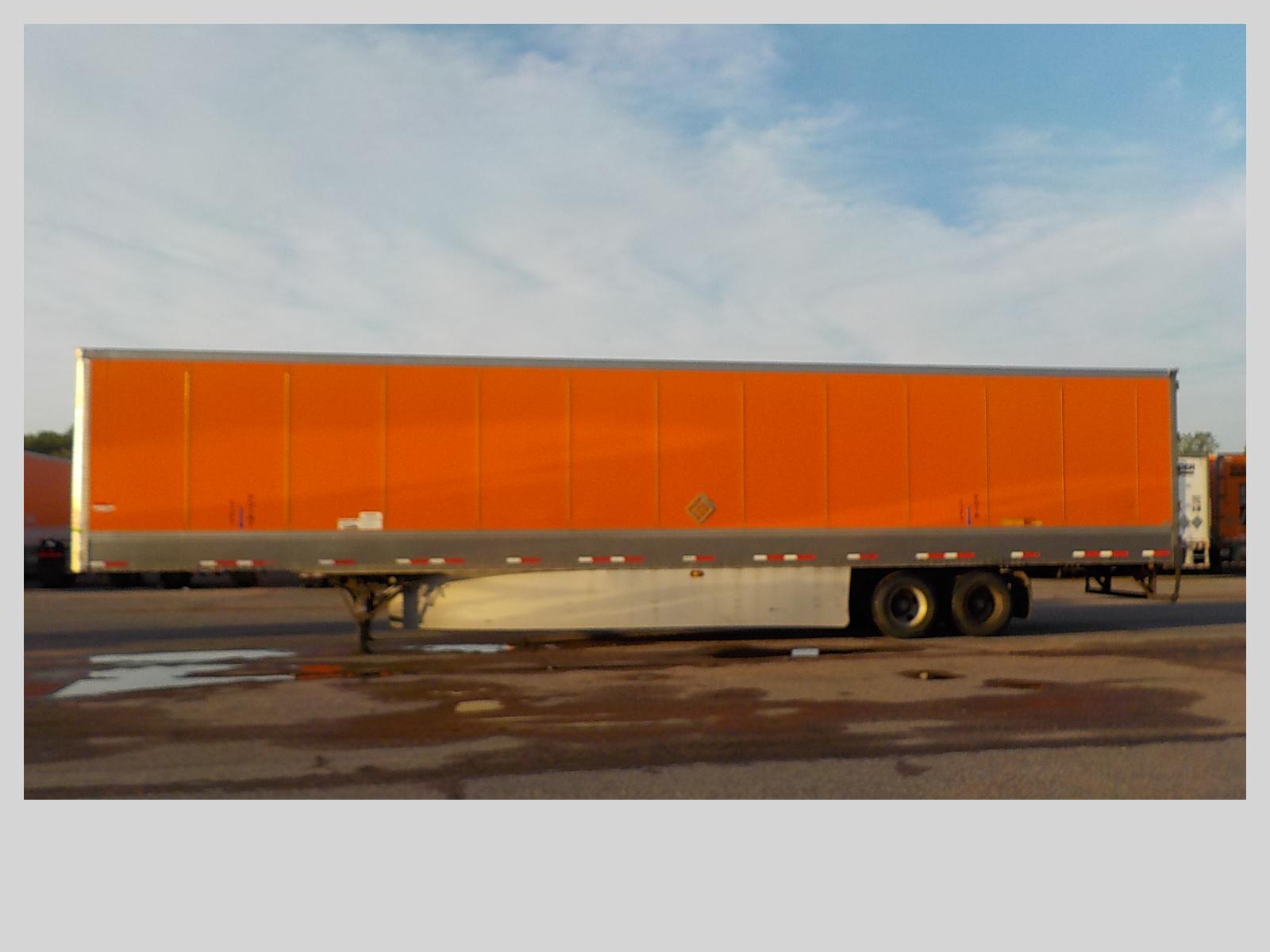 2009 Wabash VAN for sale-59290012