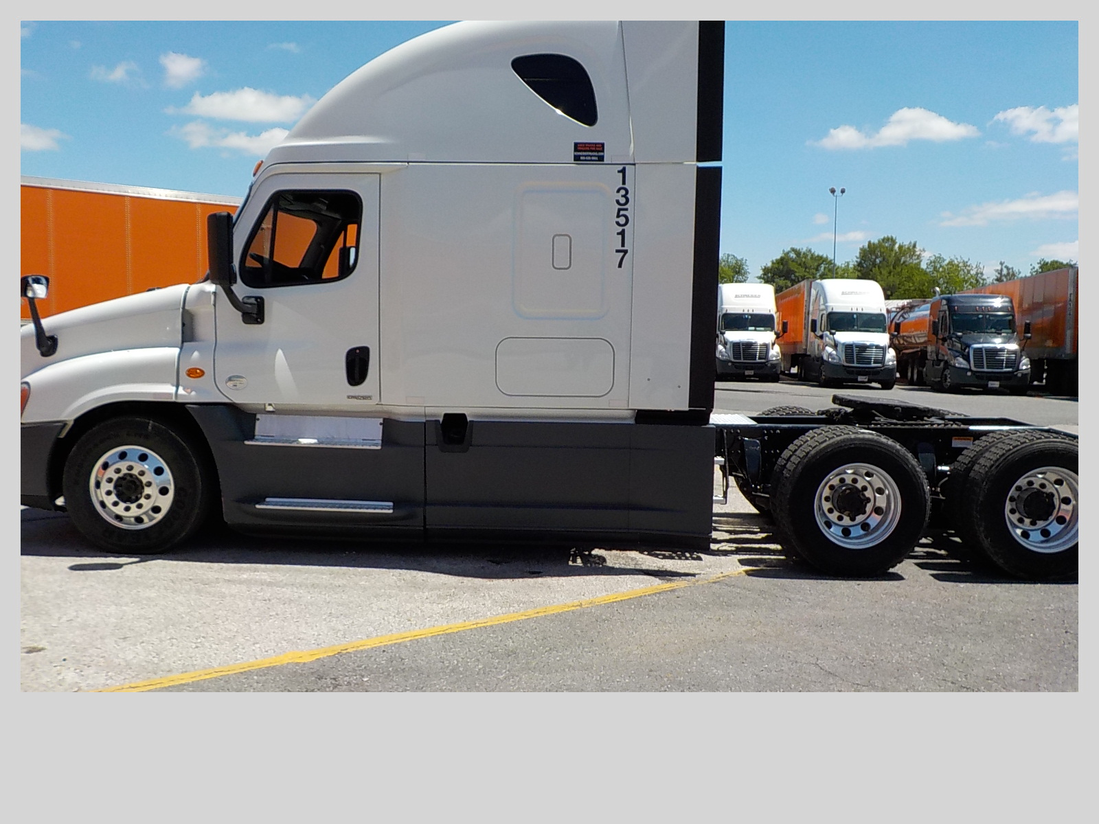 2015 Freightliner Cascadia for sale-59275003