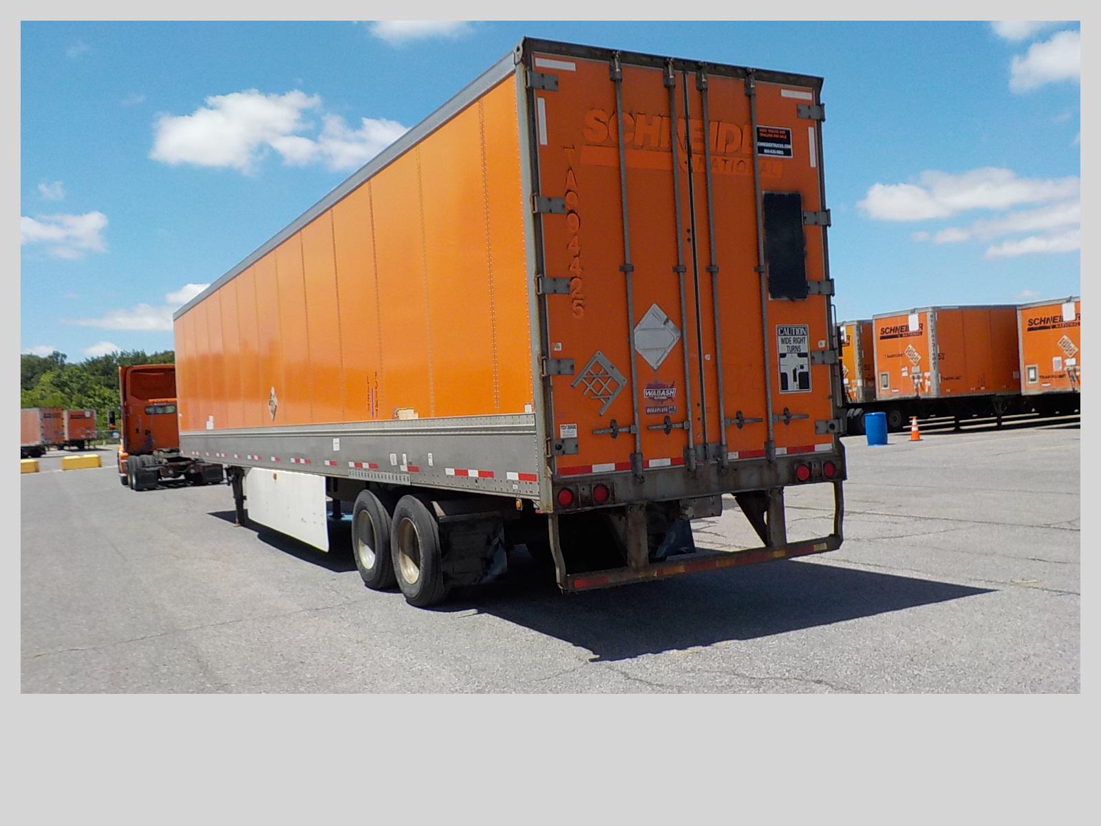 2009 Wabash Van for sale-59212522