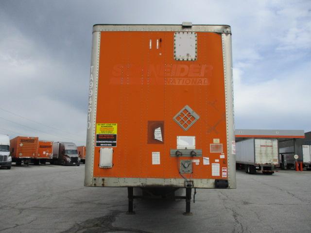 2009 Wabash VAN for sale-59290018