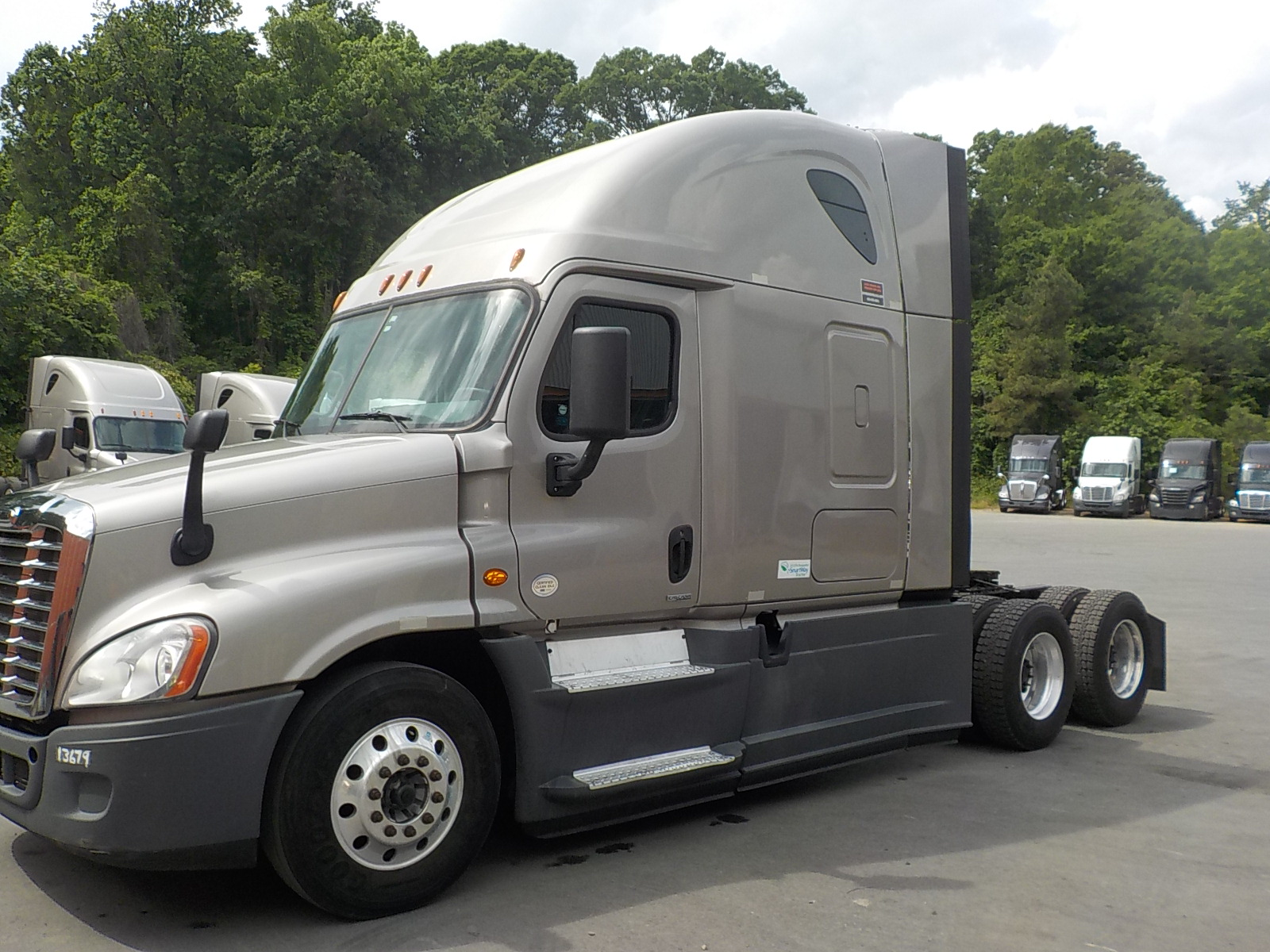 2015 Freightliner Cascadia for sale-59218901
