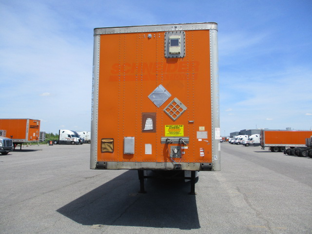2009 Wabash Van for sale-59212763