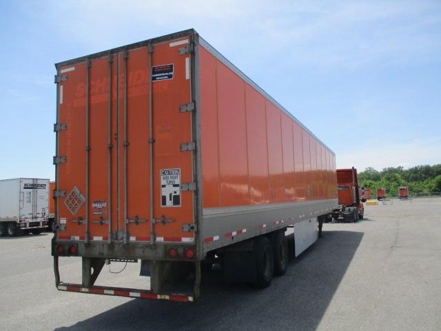 2009 Wabash VAN for sale-59290027