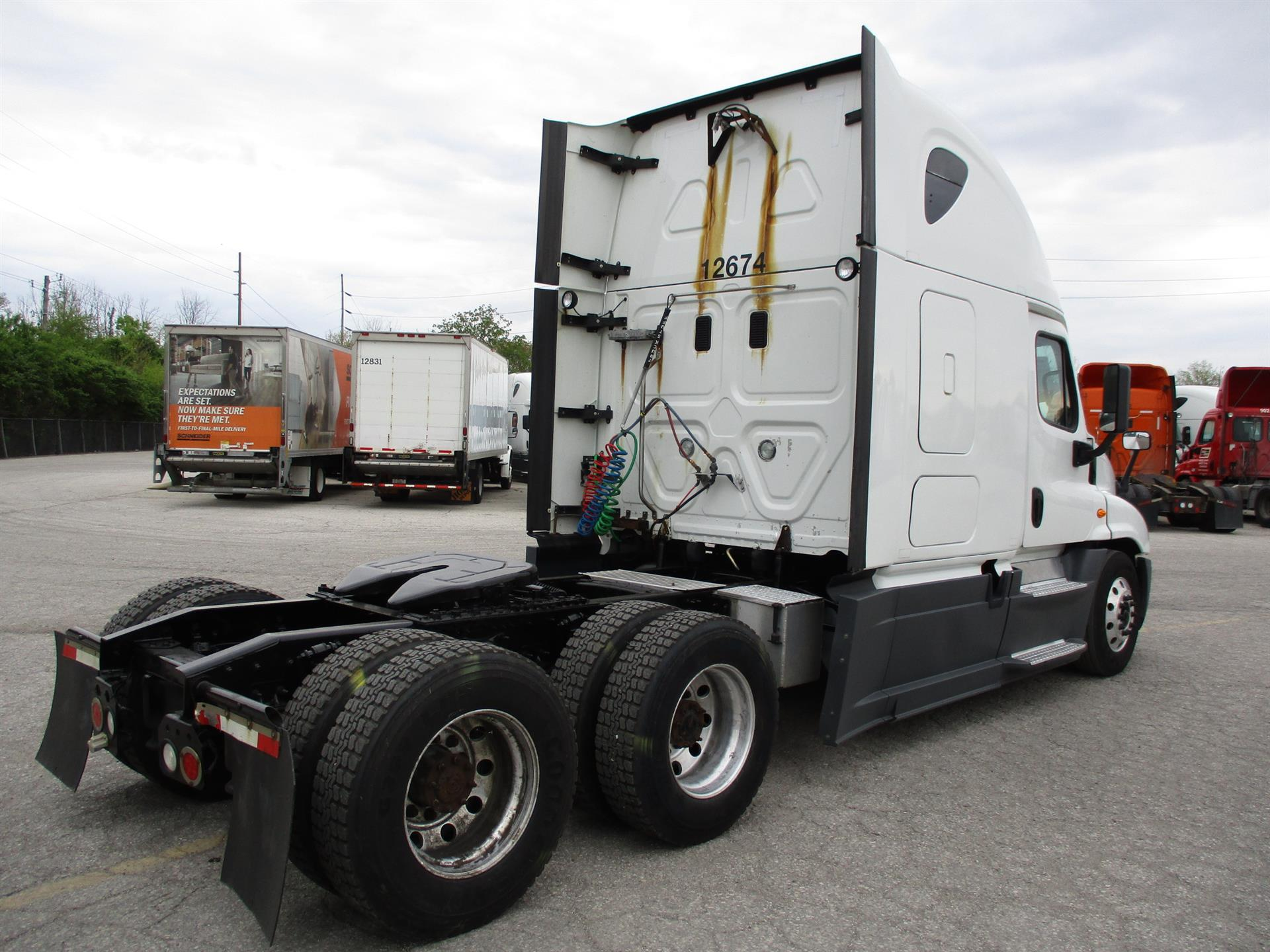 2014 Freightliner Cascadia for sale-59212694