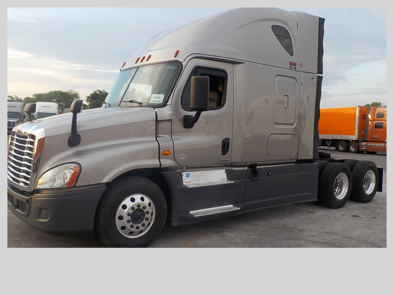 2016 Freightliner Cascadia for sale-59212702