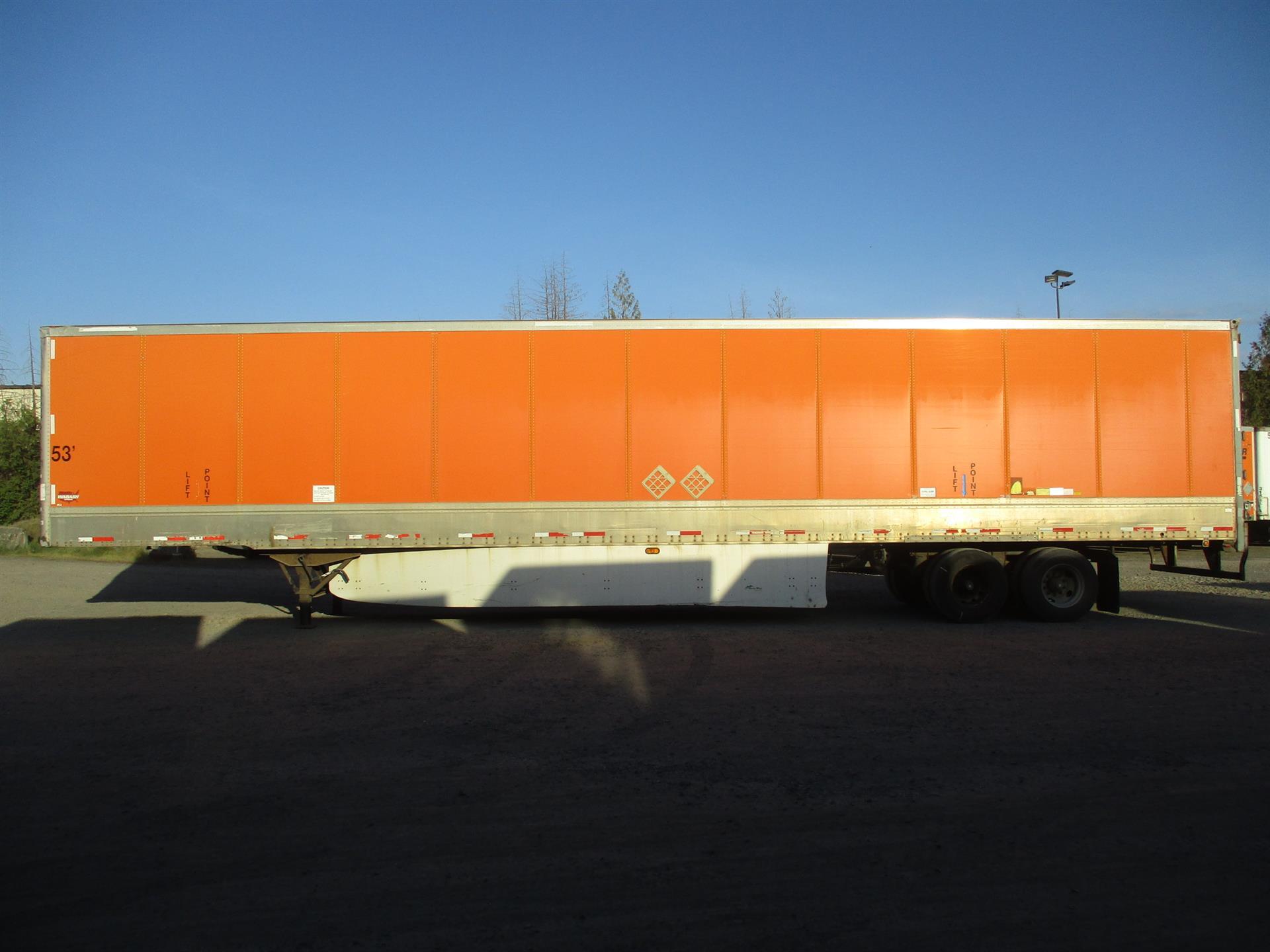 2005 Wabash VAN for sale-59265814