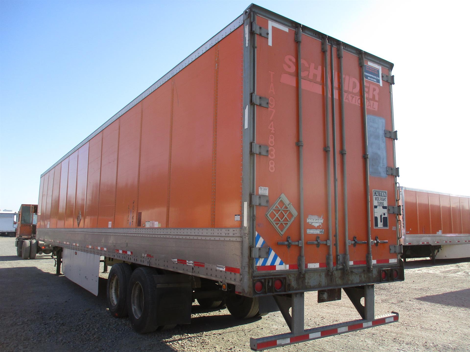 2006 Wabash VAN for sale-59265816