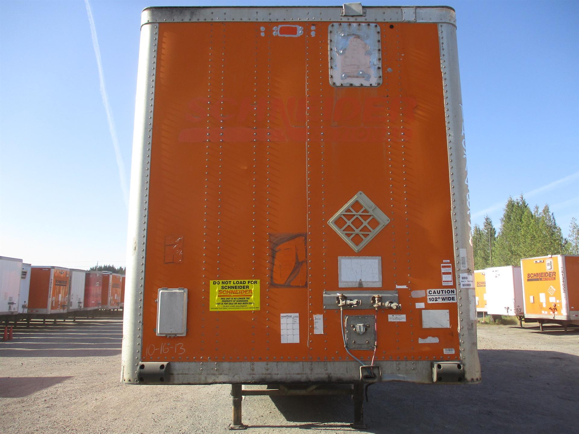 2006 Wabash Van for sale-59226742