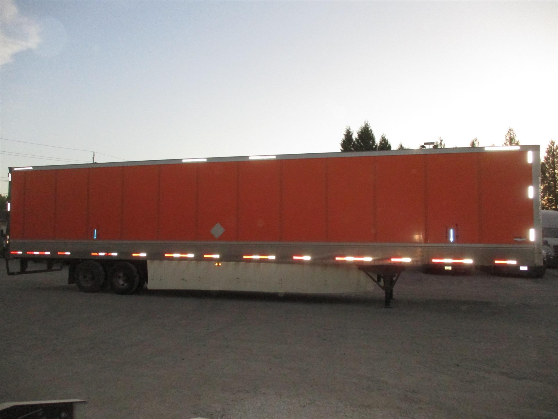 2007 Wabash Van for sale-59226743