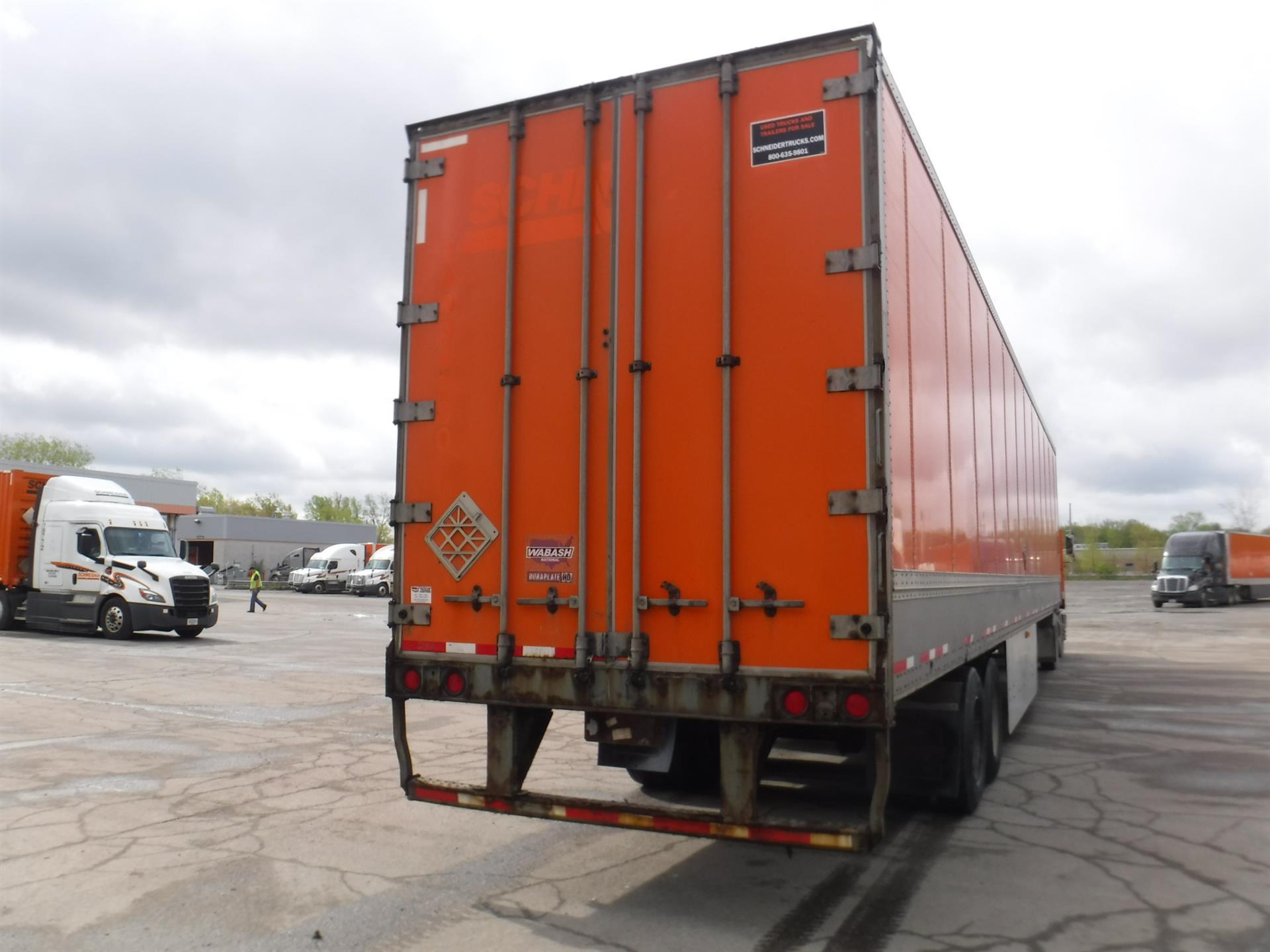 2009 Wabash VAN for sale-59265818
