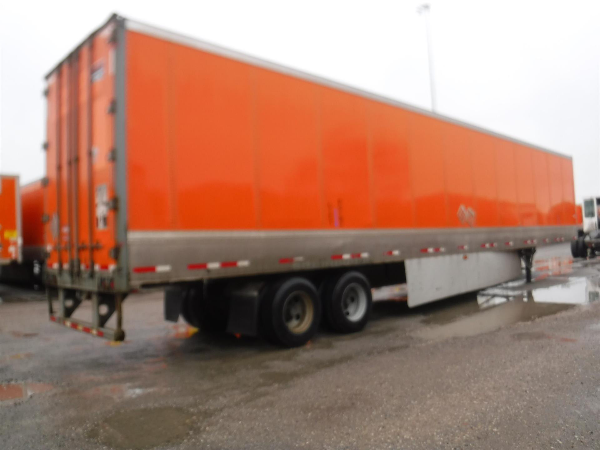 2009 Wabash Van for sale-59212779